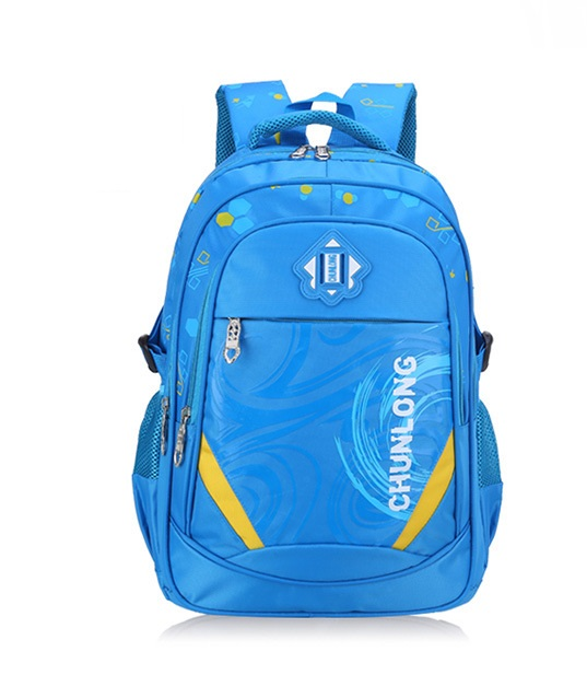Yanteng stylish school bag in blue color - 副本