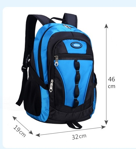 Yanteng stylish Kid's travel bag in blue color