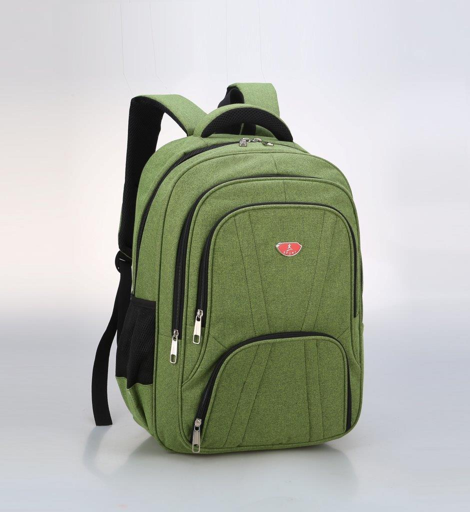 Yanteng stylish school bags in green color