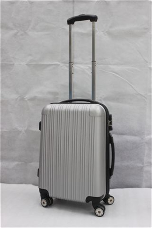 yanteng designer luggage with scratch-resistant texture shells
